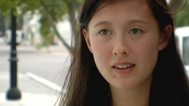 Jenny, Student