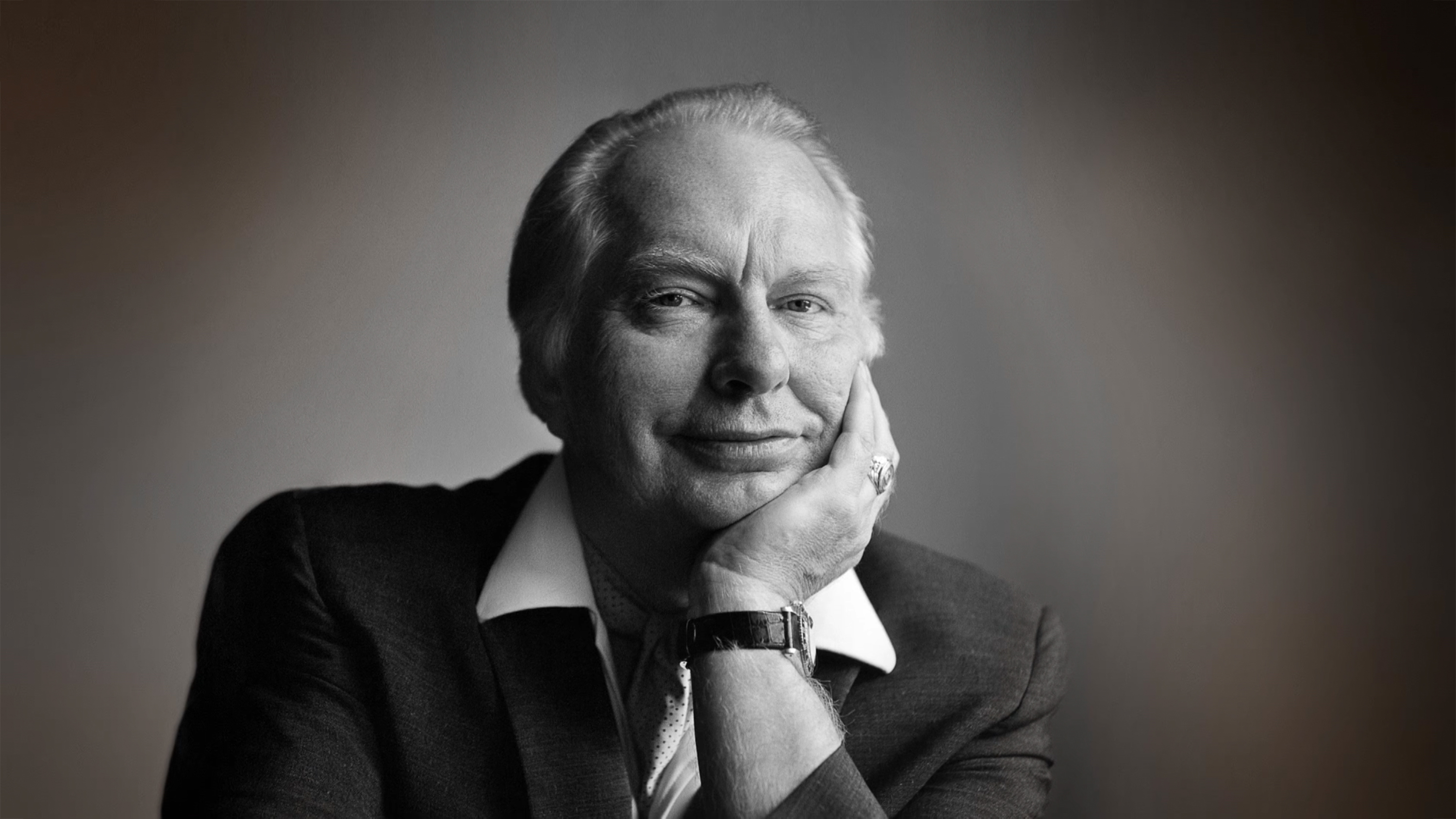 Who is L. Ron Hubbard?