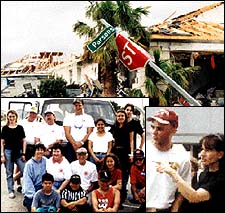 Photos of Volunteer Ministers from Clearwater in Kissimmee
