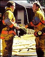Clearwater's firemen