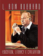 L. Ron Hubbard: EDUCATION, LITERACY AND CIVILIZATION