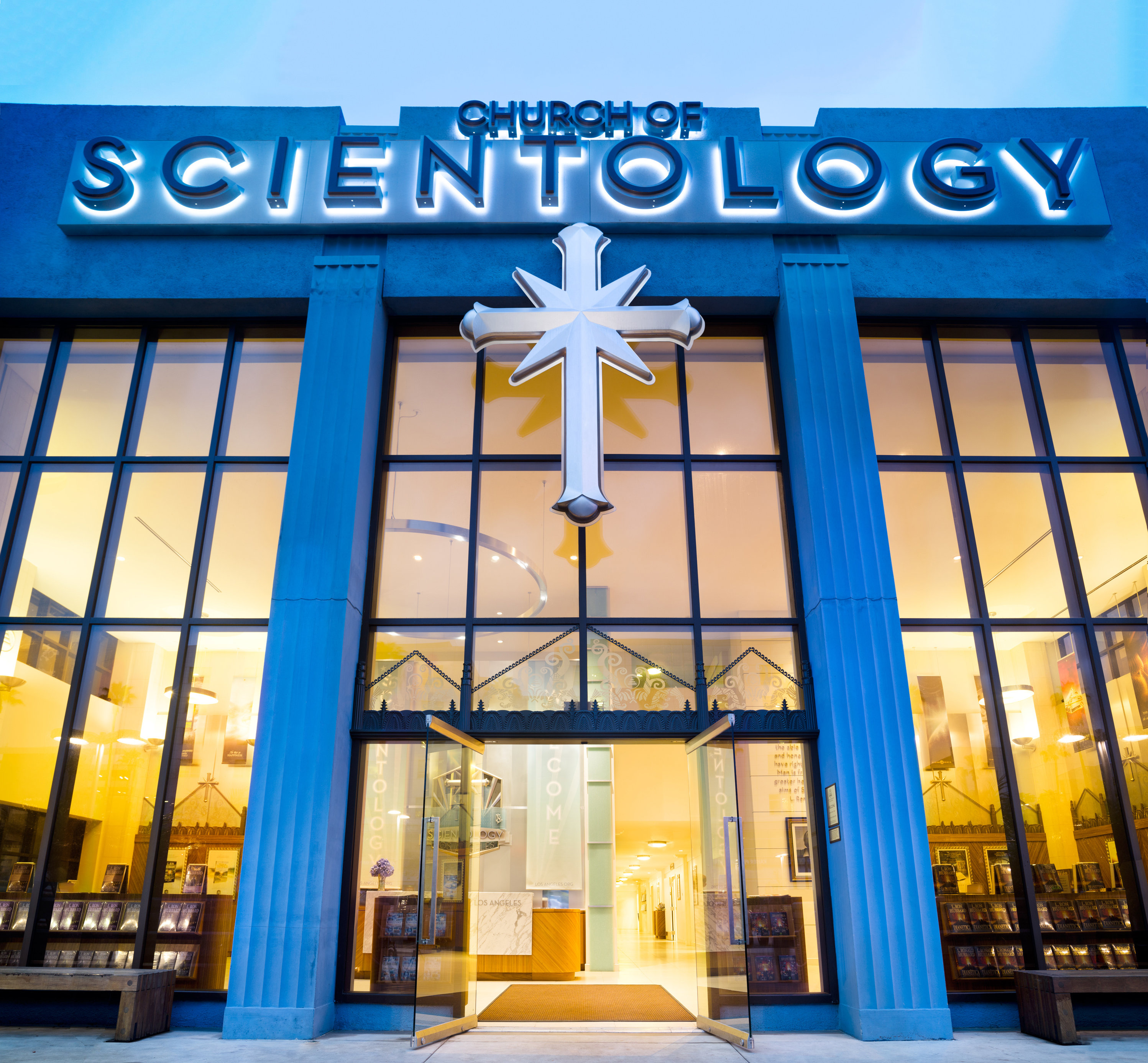 an analysis of the church of scientology established in 1954 The church of scientology was founded in the united states in 1954 by science- fiction writer l ron hubbard and was accorded the status of a.