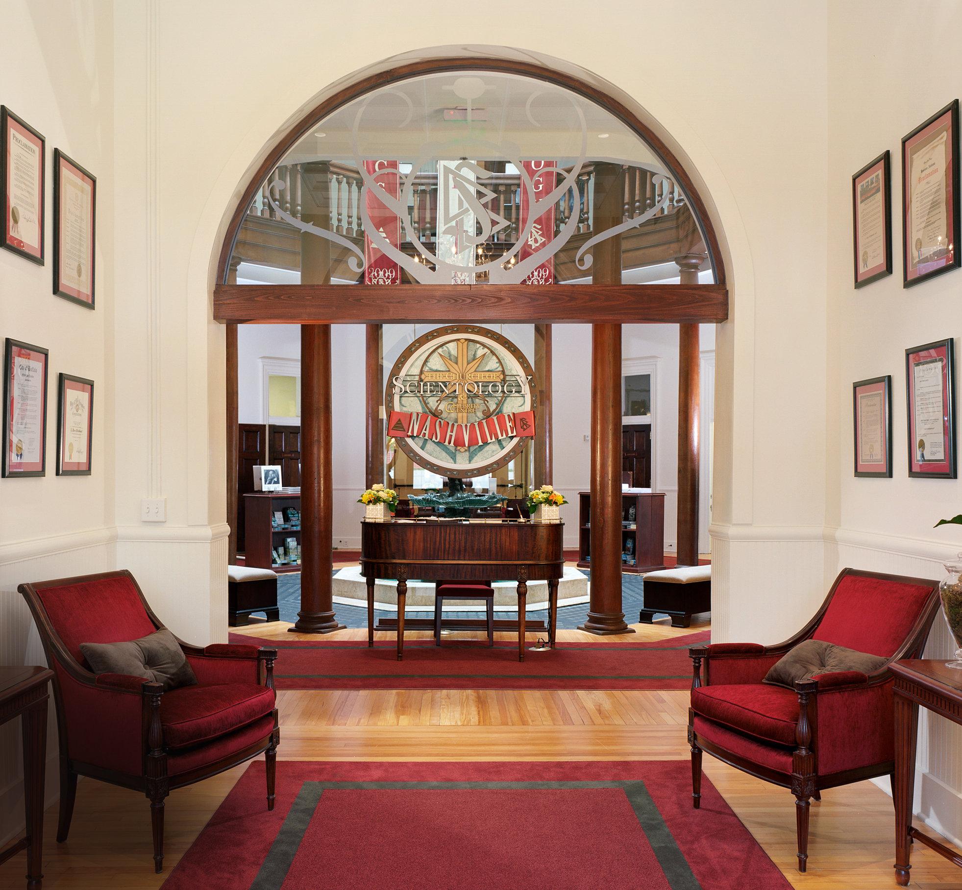 Scientology celebrity centre nashville
