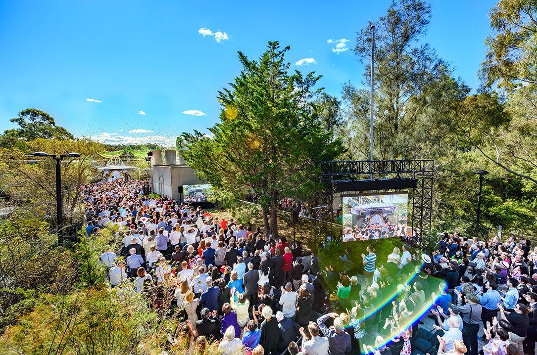 L'Inaugurazione della Chiesa di Scientology di Seattle