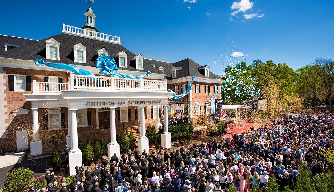 Church of Scientology Atlanta grand opening