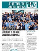 Une alliance pour mettre fin à la toxicomanie aux Philippines