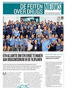 Een alliantie om een einde te maken aan drugsmisbruik in de Filipijnen