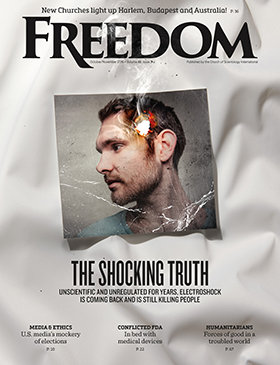 The Shocking Truth  Vol. 48, Issue 3