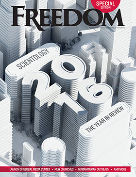 Scientology 2016: TheYear in Review  Special Edition