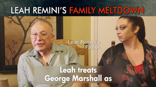 Leah Remini's Family Meltdown