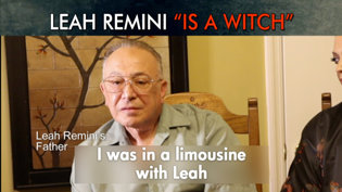 "Leah Remini ""Is a Witch"""