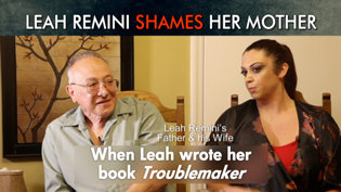 Leah Remini Shames Her Mother