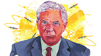 Joe Cirincione on the New Trillions of Dollars Arms Race
