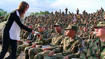 Kolumbia: Lázadók, hadsereg és emberi jogok