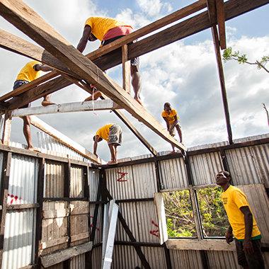 Fidji: Reconstruire des vies