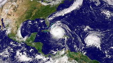 Az önkéntes lelkészek sürgősségi katasztrófaelhárító munkája a Harvey és az Irma hurrikánnál