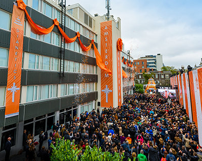 A is for Amsterdam—A New Church of Scientology Shines in AlphaCity