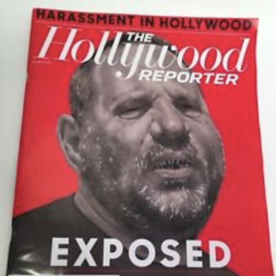 Bigot-at-large Housed at THR.com