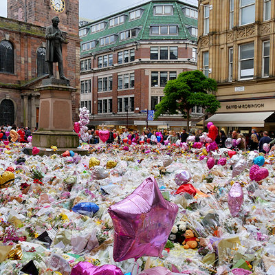 """""""We Stand Together"""" Manchester"""