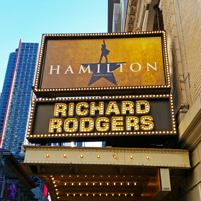 Seeing Hamilton—And Why We Just Won't Shut Up