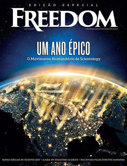 Um Ano Épico: o Movimento Humanitário de Scientology