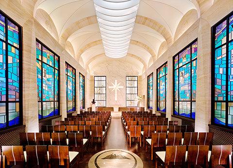 Scientology Building Interior