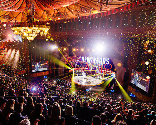 Time for Celebration: Scientology Honors Year of Record Growth and Welcomes a 2018 Full of Potential