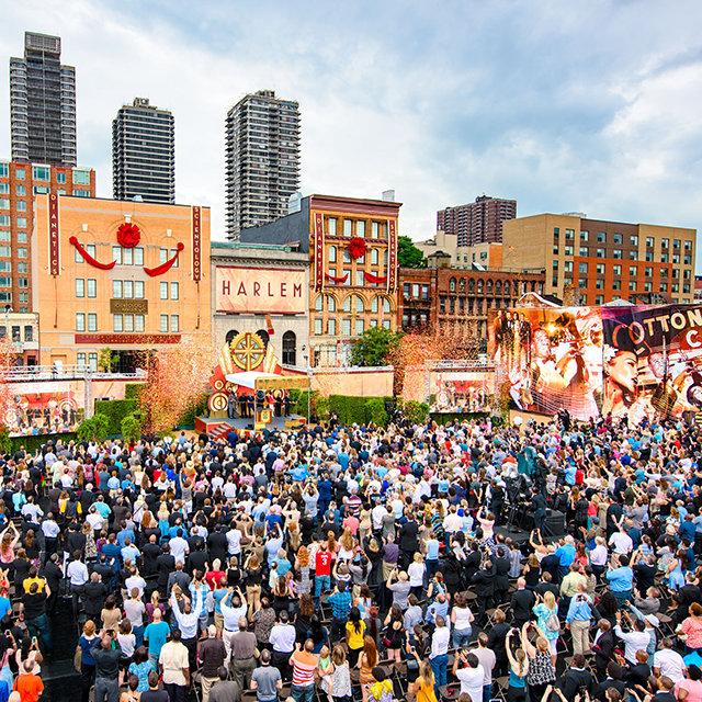 Gran Inauguración de la Iglesia de Scientology en Harlem, Nueva York