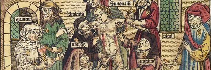 "Was Jewish ""Blood Libel"" the First Fake News?"