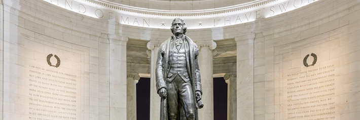 Thomas Jefferson and the True Spirit of Scientology