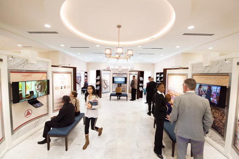 Scientology Kerk van Atlanta Humanitaire programma's