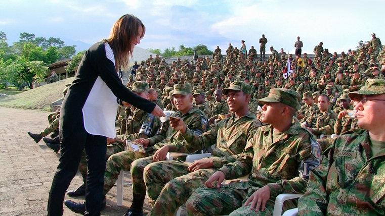 Colombia: Rebellen, Militairen & Mensenrechten