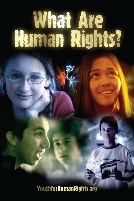 El folleto de ¿Qué son los derechos humanos?