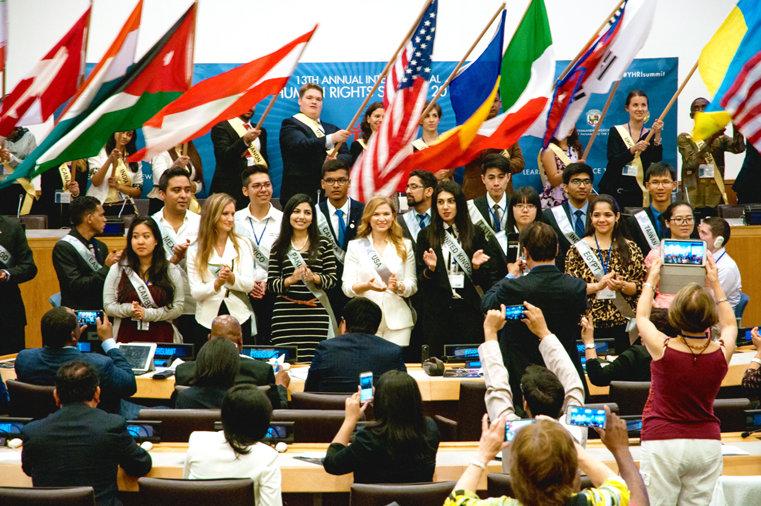 Summit Internazionale sui Diritti Umani