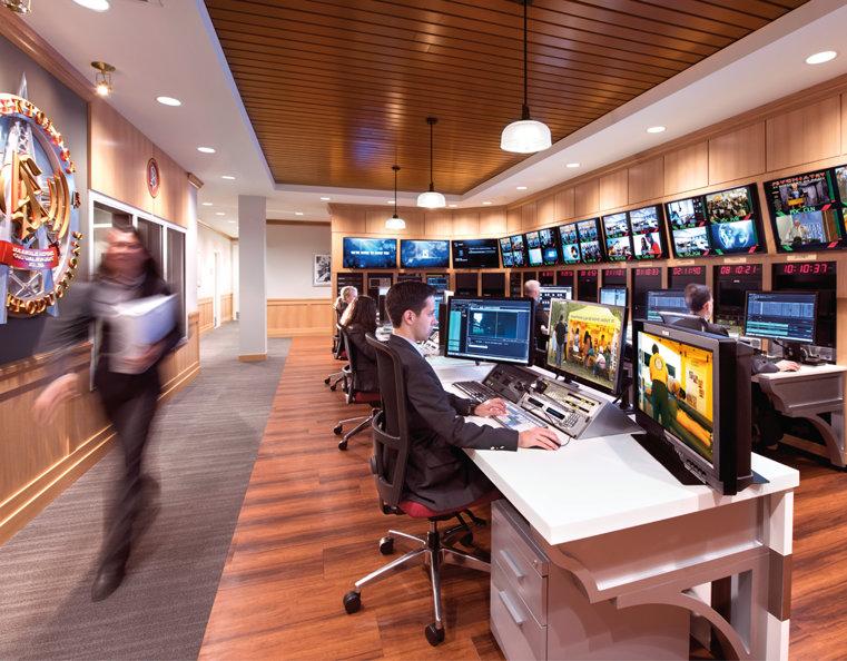 Centro Acquisizione Contenuti Scientology Media Productions