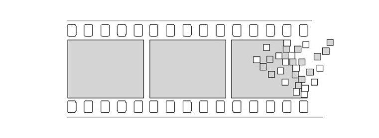 720 heures de séquences filmées