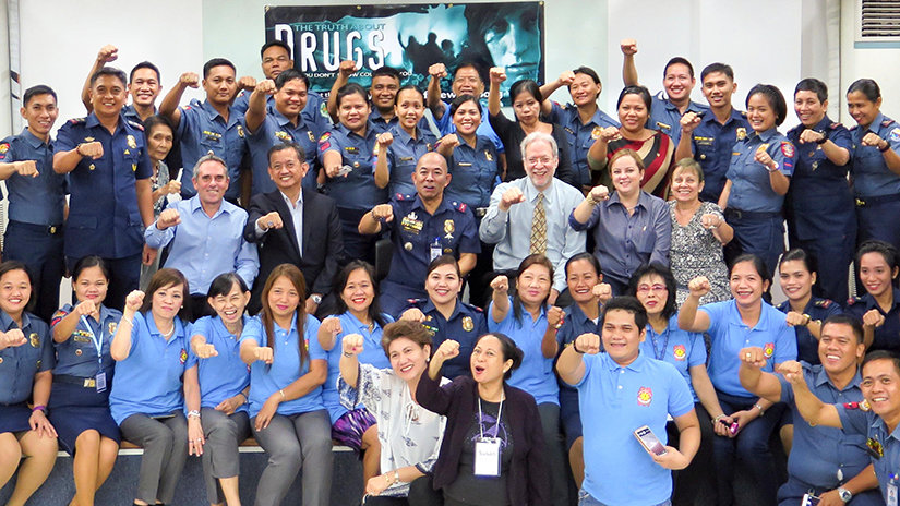 eradicating drug abuse in philippines A drug-resistant philippines that is safe and prosperous, through a dynamic and  responsive  society contributing towards global efforts to eradicate drug abuse.