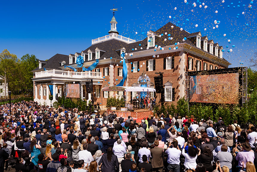 Atlantas spirit of freedom shines bright as georgias first ideal 1500 scientologists gathered april 2 to exuberantly celebrate the opening of the ideal church of scientology of atlanta where southern hospitality meets malvernweather Choice Image