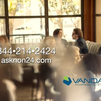Vanda Out of Sync Advertising on the Remini/A&E hate show