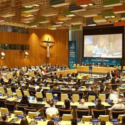 UN Youth Summit Inspires Human Rights Advocates Worldwide