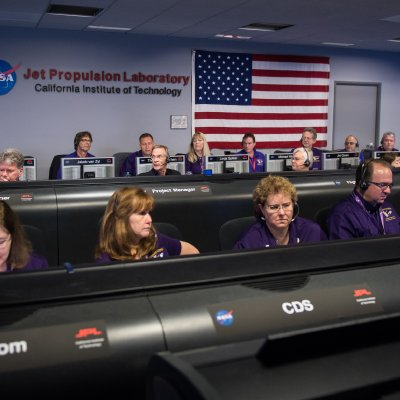 Cassini—How a Mission to Saturn Became a Triumph Over Evil