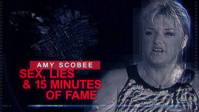 Amy Scobee: Sex, Lies & 15 Minutes of Fame
