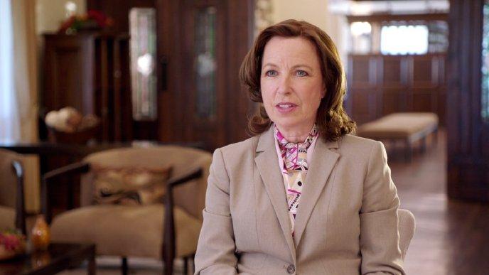 Cathy Fraser, Director of Public Affairs