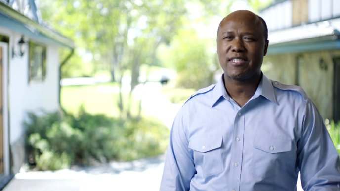 Gerald Duncan, Director of Internal Affairs