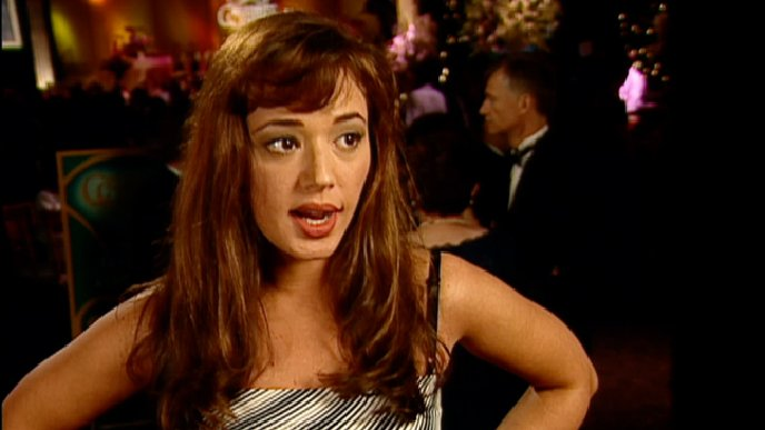 Leah Remini at the Celebrity Centre International Annual Gala1998