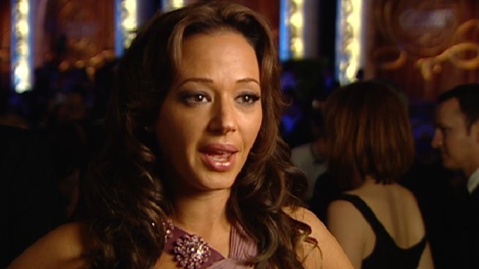 Leah Remini at the Celebrity Centre International Annual Galain2006.
