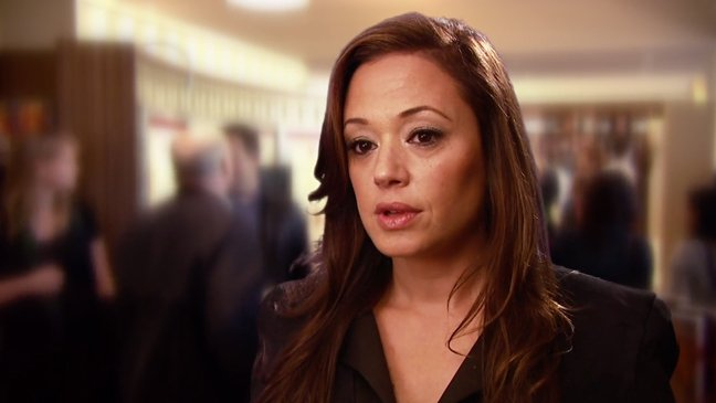 Leah Remini at the Celebrity Centre International Annual Galain2011.
