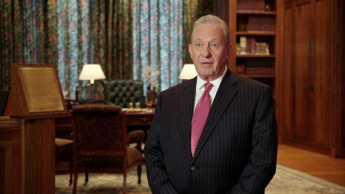 Norman Starkey, Trustee L.Ron Hubbard Estate