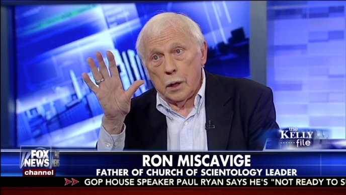 Ronald T. Miscavige, Confessions of a Wife Beater, Part 1
