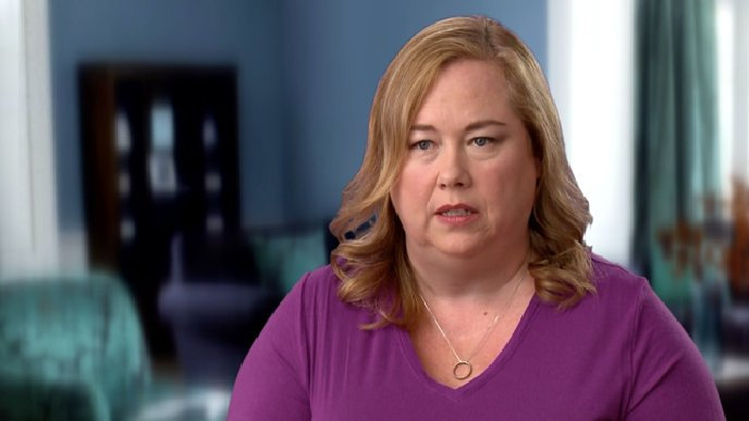 Shannon Burwell on Leah Remini